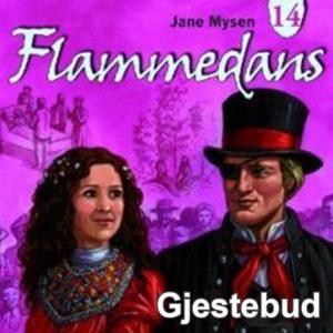 Gjestebud (lydbok) av Jane Mysen