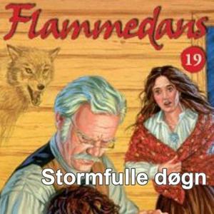Stormfulle døgn (lydbok) av Jane Mysen