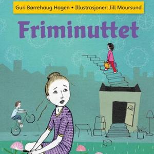 Friminuttet (lydbok) av Guri Børrehaug Hagen