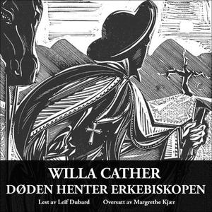 Døden henter erkebiskopen (lydbok) av Willa C