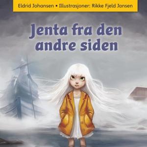 Jenta fra den andre siden (lydbok) av Eldrid
