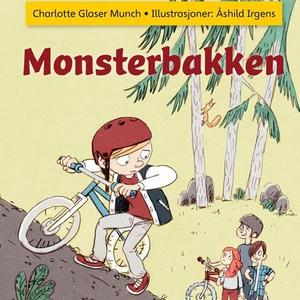 Monsterbakken (lydbok) av Charlotte Glaser Mu