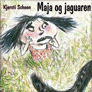 Maja og jaguaren (lydbok) av Kjersti Scheen