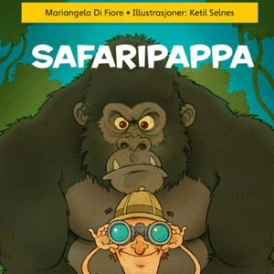 Safaripappa (lydbok) av Mariangela Di Fiore