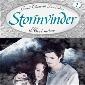 Hvit måne (lydbok) av Berit Elisabeth Sandvik
