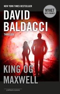 King og Maxwell (ebok) av David Baldacci