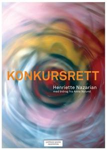 Konkursrett (ebok) av Henriette Nazarian