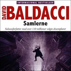 Samlerne (lydbok) av David Baldacci