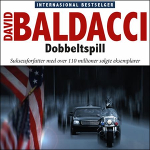 Dobbeltspill (lydbok) av David Baldacci