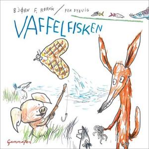 Vaffelfisken (lydbok) av Bjørn F. Rørvik