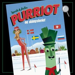 Purriot og skimysteriet (lydbok) av Bjørn F.
