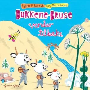Bukkene Bruse vender tilbake (lydbok) av Bjør
