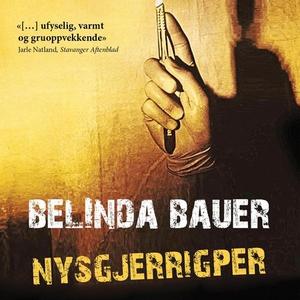 Nysgjerrigper (lydbok) av Belinda Bauer