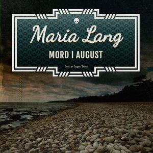 Mord i august (lydbok) av Maria Lang