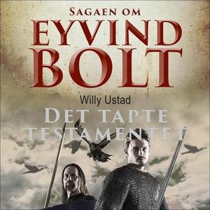 Det tapte testamentet (lydbok) av Willy Ustad