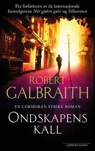 Ondskapens kall (ebok) av Robert Galbraith