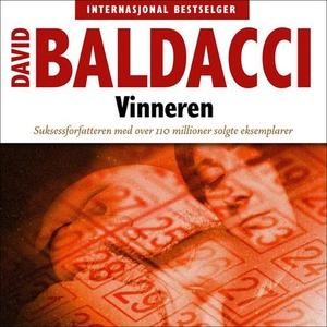 Vinneren (lydbok) av David Baldacci