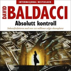 Absolutt kontroll (lydbok) av David Baldacci