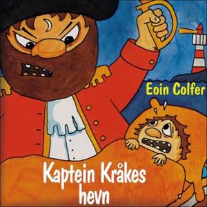 Kaptein Kråkes hevn (lydbok) av Eoin Colfer