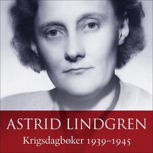 Krigsdagbøker 1939-1945 (lydbok) av Astrid Li