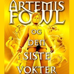 Artemis Fowl og den siste vokter (lydbok) av