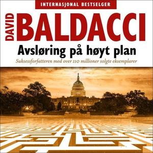 Avsløring på høyt plan (lydbok) av David Bald