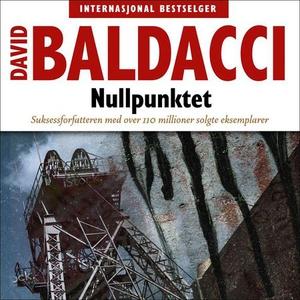 Nullpunktet (lydbok) av David Baldacci