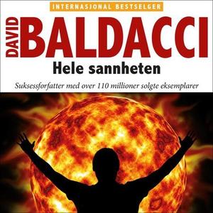 Hele sannheten (lydbok) av David Baldacci