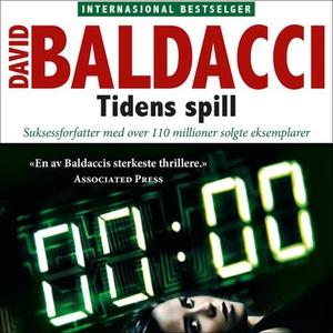 Tidens spill (lydbok) av David Baldacci