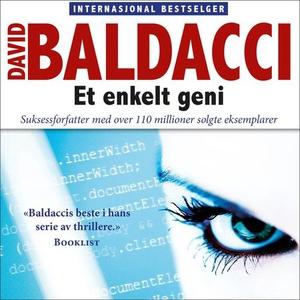 Et enkelt geni (lydbok) av David Baldacci