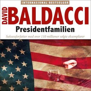 Presidentfamilien (lydbok) av David Baldacci