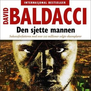Den sjette mannen (lydbok) av David Baldacci