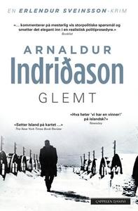 Glemt (ebok) av Arnaldur Indridason