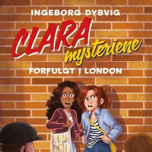 Forfulgt i London (lydbok) av Ingeborg Dybvig