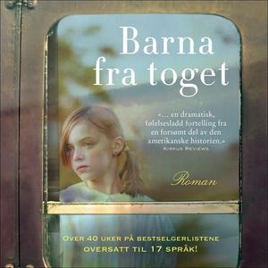 Barna fra toget (lydbok) av Christina Baker K