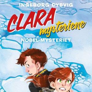 Nobel-mysteriet (lydbok) av Ingeborg Dybvig