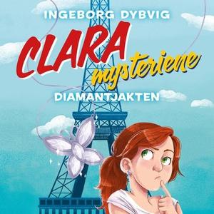 Diamantjakten (lydbok) av Ingeborg Dybvig