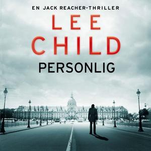 Personlig (lydbok) av Lee Child