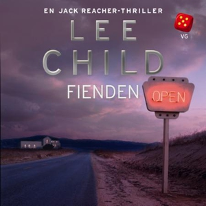 Fienden (lydbok) av Lee Child