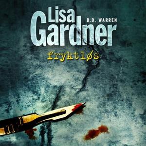 Fryktløs (lydbok) av Lisa Gardner