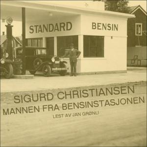 Mannen fra bensinstasjonen (lydbok) av Sigurd