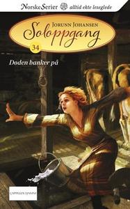 Døden banker på (ebok) av Jorunn Johansen