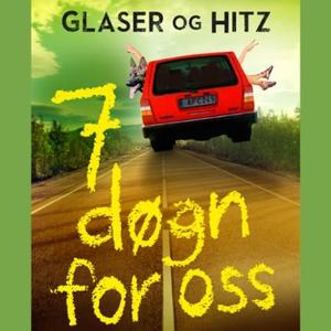 7 døgn for oss (lydbok) av Anja Hitz, Charlot