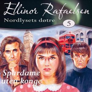 Spardame uten konge (lydbok) av Ellinor Rafae