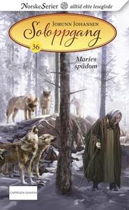 Maries spådom (ebok) av Jorunn Johansen