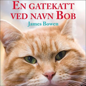 En gatekatt ved navn Bob (lydbok) av James Bo