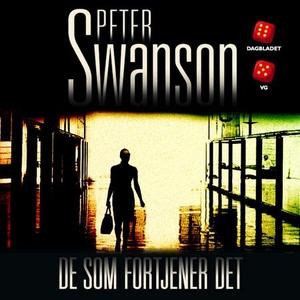 De som fortjener det (lydbok) av Peter Swanso