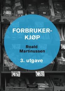 Forbrukerkjøp (ebok) av Roald Martinussen