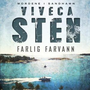 Farlig farvann (lydbok) av Viveca Sten