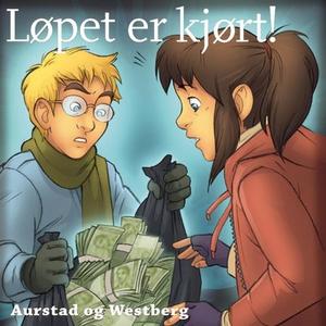 Løpet er kjørt! (lydbok) av Tore Aurstad, Car